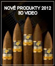 Nové produkty 2012 3D Video